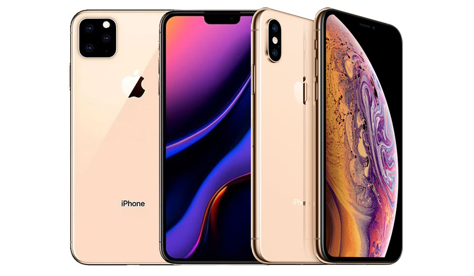 iphone 11 vs iphone xs
