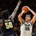 Iowa's Luka Garza Strikes Up In Latest Espn Nba Mock Draft